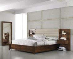 Schoenfeld Interiors offers the best of contemporary, modern, and classic home furniture. Visit our Seattle furniture store or Bellevue furniture store. Bedroom Bed Design, Bedroom Furniture Design, Modern Bedroom Design, Bed Furniture, Home Bedroom, Tv Unit Interior Design, Classic Home Furniture, Pooja Room Door Design, Upholstered Beds