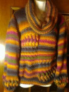 maglione multicolori