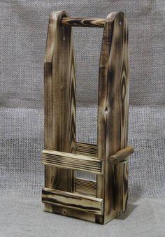 Отличный подарок - подарочная коробка для вина. В комплекте - штопор с деревянной ручкой! Материал - сосна. Gift box for wine. Included - corkscrew with wooden handle! #коробкадлявина, #подарок, #giftbasket, #giftboxforwine, #Big Tree