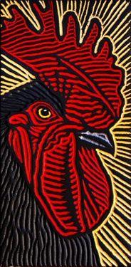 Rooster 2 - Lisa Brawn