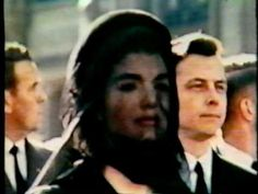 There are some extremely rare photos of Jackie at Arlington during JFK's funeral that move me to tears.
