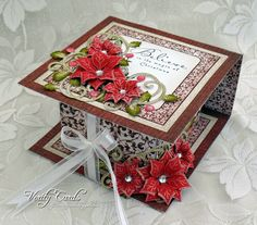 New box tutorial from Verity. So pretty!