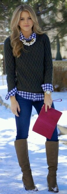 3DFashion4u: Top 5 Outfit Winter Style for Street Wear.