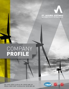 Halaman 1 Desain Company Profile PT JASUMA Sunter Jakarta Utara (perusahaan…