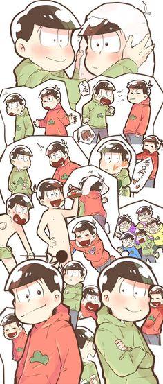 Read ×Wea sad× from the story ❧Imagénes & cómics 《Osomatsu-San》 by sweet_caramelsss (BlackSan) with reads. Wattpad, Ichimatsu, Twin Brothers, Fujoshi, South Park, Anime Love, Haikyuu, Cute Pictures, Otaku