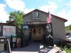 Madrid New Mexico   Mine Shaft Tavern