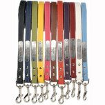 Looking for a leash? Look no further than dogIDs wide selection of dog leashes - from personalized leather to strong braided polypropylene, they've got it all! www.dogids.com