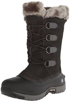 f4d0a7989d631 Baffin Women s Kristi Insulated Suede Winter Boot