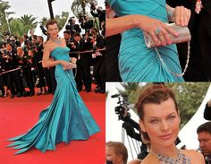 Milla Jovovich (© Rex Features)