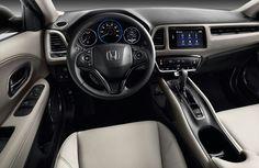 Honda HRV 2015 Simple interior