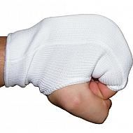Elasticated Hand Mitts for Karate Sparring practice