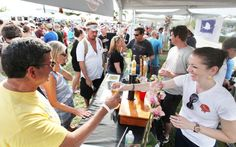 Brew fest draws thousands for a good cause