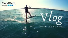 Vlogging on a GoPro Hero 8  Footage Of New Zealand Still Waiting, Selfie Stick, Gopro Hero, Wide Angle, Kite, New Zealand, Surfing, Movie Posters, Instagram