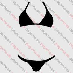Pegame.es Online Decals Shop  #erotic #bikini #beach #summer #heat #vinyl #sticker #pegatina #vinilo #stencil #decal