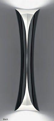 Artemide Cadmo Modern Wall Sconce by Karim Rashid   Stardust Modern Design