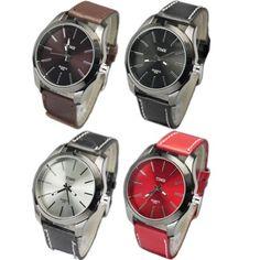 4pcs Bulk Wholesales Quartz Fashion Men's Women's Unisex Fashion Wrist Watch Watches New Topsales. $14.22. Save 43%!