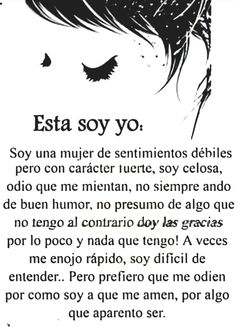 Spanish Inspirational Quotes, Spanish Quotes, Mood Quotes, Life Quotes, Qoutes, Positive Vibes, Positive Quotes, Favorite Quotes, Best Quotes