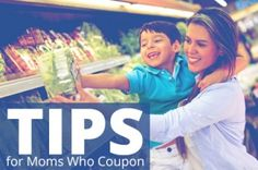 5 Couponing Tips for Busy Moms