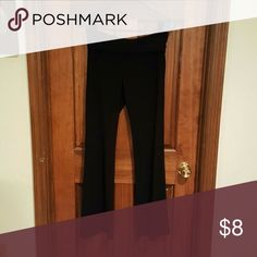 Woman's pants Women's dress pants with yoga pant comfort. Pairs great with any color top and looks great with heels. Norma Kamali Pants Trousers