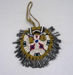 Apache bag, Brooklyn Mus.  ac