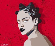News) @CaraLanaee The Art Babe – #TheMusicPlugNyc