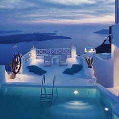 Sunset in Santorini ~ Greece - Grecia - Grèce - Ελλάδα - Griechenland - ギリシャ - 그리스 Best Honeymoon Destinations, Dream Vacations, Vacation Spots, Honeymoon Spots, Honeymoon Ideas, Travel Destinations, Places To Travel, Places To Visit, Best Location