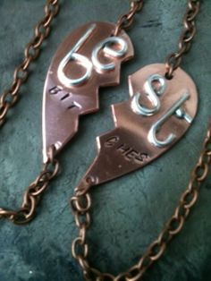 best bitches copper sterling silver bracelet  #love