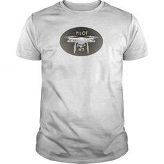 Awesome Tee pilot Shirt; Tee