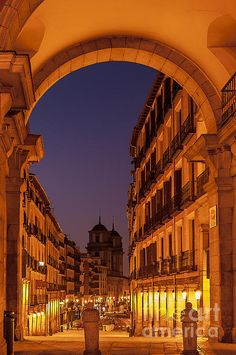 26 days and counting: Plaza Mayor, Madrid, Spain