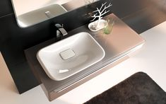 Новыйl Мебель для ванной комнаты: Особенности выбора Раковины с тумбой  — как не ошибиться? (190+ Фото)