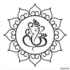 Vector: Ganesha, Hindu wedding card, royal Rajasthan, India – The Best Ideas Arte Ganesha, Ganesha Rangoli, Ganesh Tattoo, Ganesha Drawing, Lord Ganesha Paintings, Elefante Hindu, Tattoo Painting, Hindu Wedding Cards, Hindu Weddings
