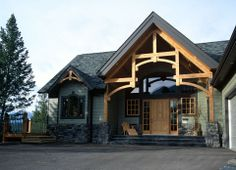 Gallery : Canadian Timber Frames