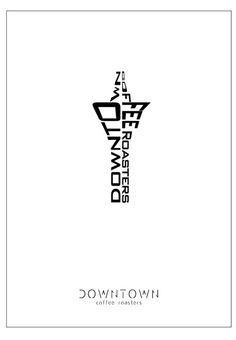 Downtowncoffeeroasters Logo Logo, Coffee, Kaffee, Logos, Cup Of Coffee, Environmental Print