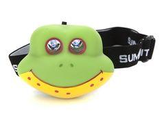 Summit LED Frog Head Torch