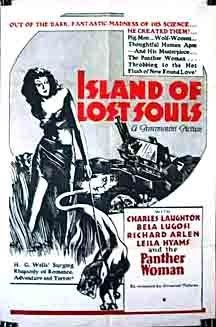 Island of Lost Souls (1932) (27-06-2014)