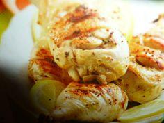 Pollo al limone in padella - goloso