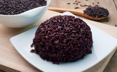 Black Rice bran contains more anthocyanins, more fiber and more vitamin E than a spoonful of blueberries.