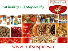 Due to lack of time we people giving preference to online shopping.Nuts n spices giving that specialty.