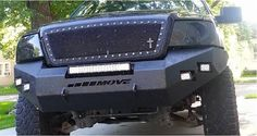 MOVE's 5-star DIY Bumpers are perfect for truck owners looking to enhance protection. Available for Ford, Dodge, Chevrolet or GMC. Buy your Weld It Yourself Bumper Kit today!
