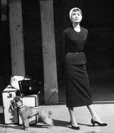 """""""She had a quality no other actress had: a curious combination of lady and pixie. She was a joy to work with—enormous talent and no ego."""" - Shirley Maclaine about Audrey."""