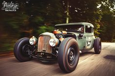 #HotRod taking on the open road. #Custom #Style #Design #Cool