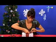 How to Make a Christmas Bow