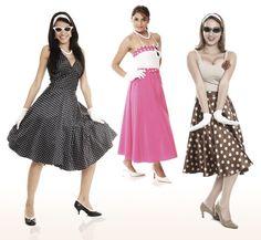 Vestidos dos anos 60