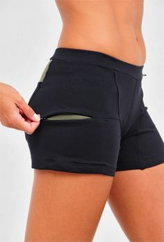 Performance Exercise Shorts - Women's Brazilian Exercise Clothing