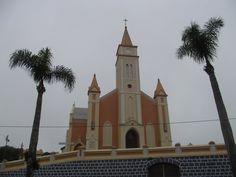 Matriz Nossa Senhora das Vitória -Porto União, Santa Catarina