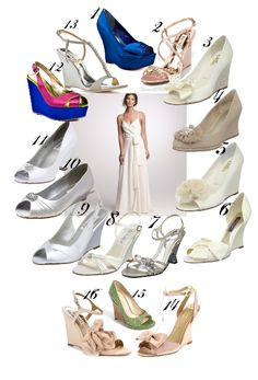 Personal Shopper: Wedges for a Wedding
