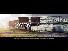 V-Ray 3 for SketchUp – Webinar - YouTube