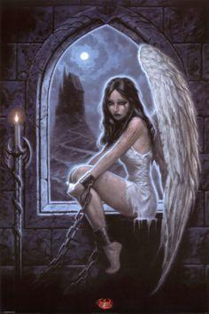 Spiral- Captive Angel