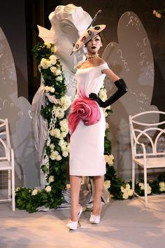 Christian Dior Fall 2007 Haute Couture