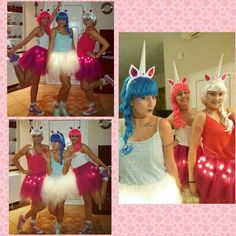 #Unicorns#halloween#friends#costume